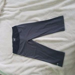Under Armour Athletic capri leggings